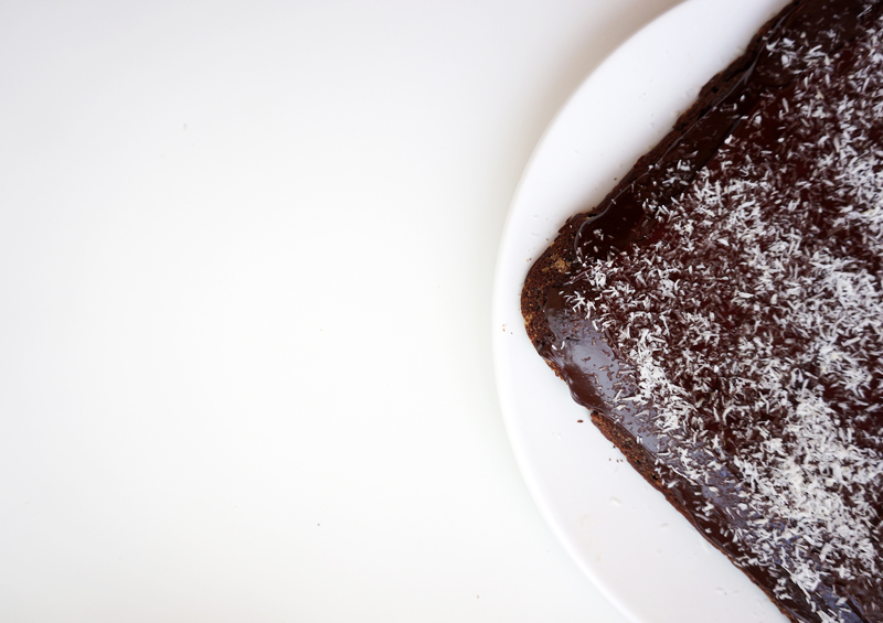 clean eating Brownies -zuckerfrei, glutenfreiund ohne Milchprodukte - by AHWH.CH