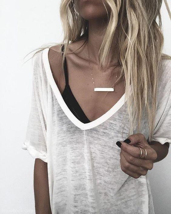 Jennifer Zeuner necklace at Neiman Marcus