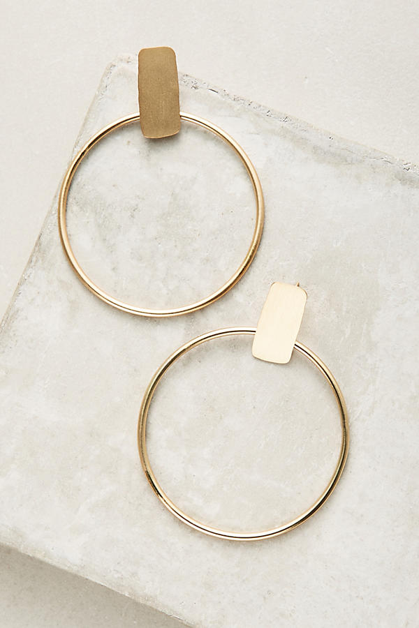 endless Hoops by Anthropologie