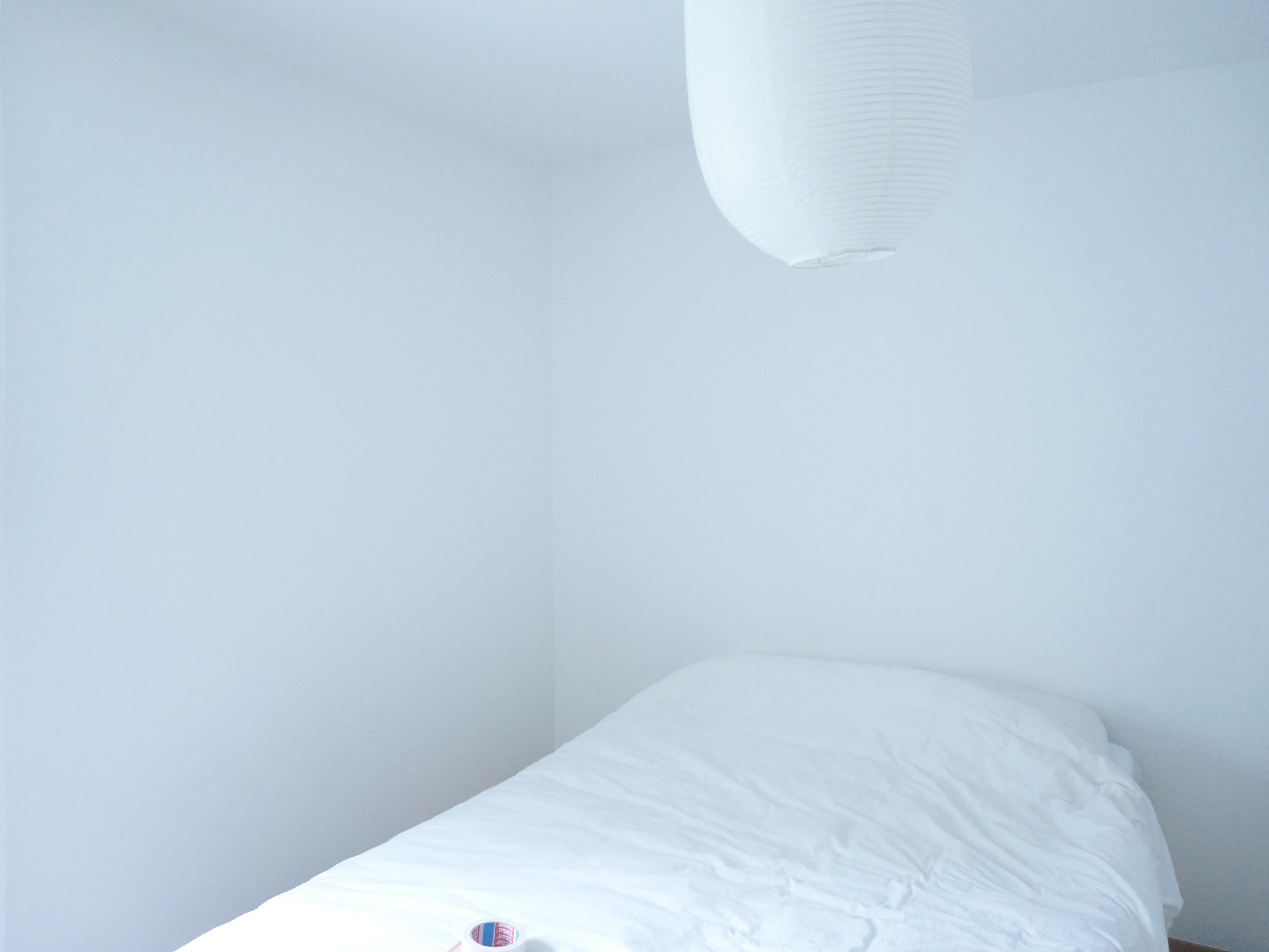 Wochenend DIY: bedroom makeover - vorher 02