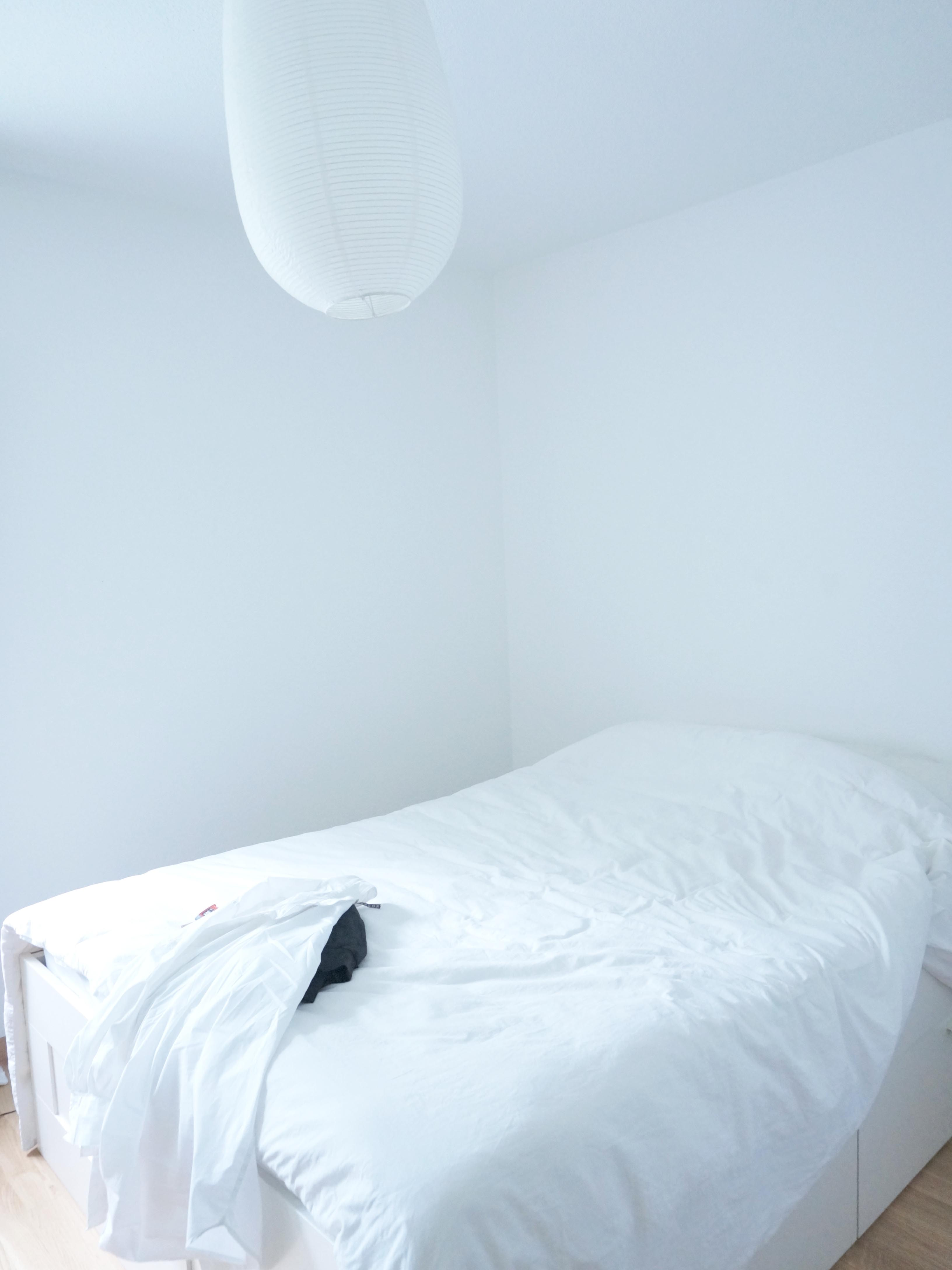 Wochenend DIY: bedroom makeover - vorher 01