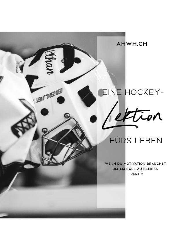 Hockeylektion