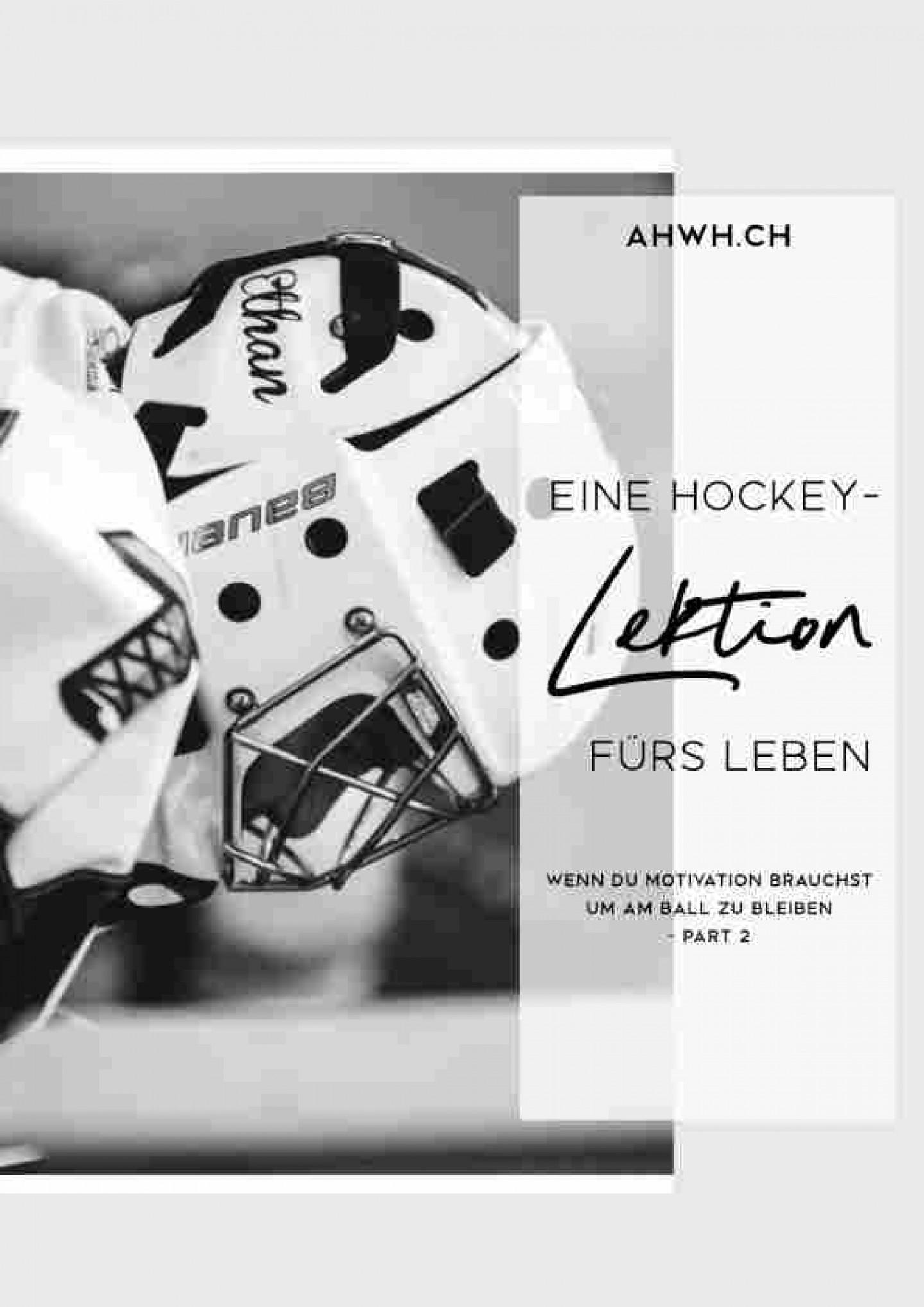 Hockeylektion 03