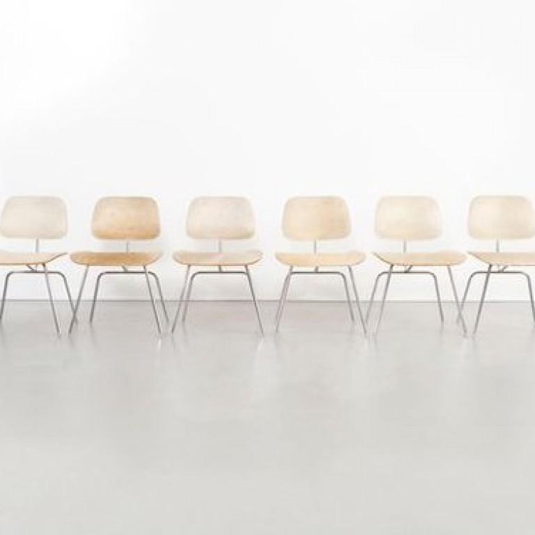 Designklassiker Eames Stühle